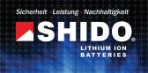Shido Lithium Ion Batterie