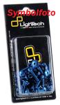 Lightech Motorschrauben Set Ergal