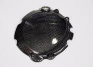 LighTech Carbon, Kupplungsdeckel glänzend.