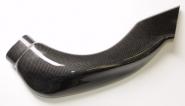LighTech Carbon, Airboxrohre, glänzend!