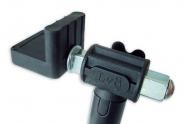 L-Aufnahme für Hinterradständer.