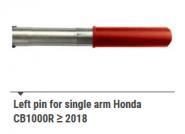Adapter für Einarmschwinge/18mm.