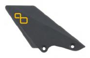 Fersenschutz Magnesium Bremsseite.