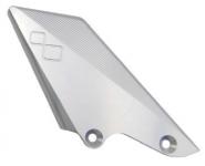 Fersenschutz Aluminium Bremsseite.