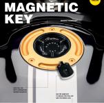 LighTech Tankverschluss mit Magnetschlüssel