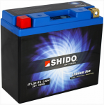 SHIDO Lithium Ion Batterie YT12B-BS (GT12B-4)