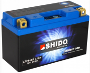 SHIDO Lithium Ion Batterie LT7B-BS