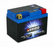 SHIDO Lithium Ion Batterie YTX4L-BS, LTX4L-BS (YT4L-BS)
