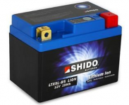 SHIDO Lithium Ion Batterie YTX5L-BS