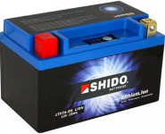 SHIDO Lithium Ion Batterie YTX7A-BS
