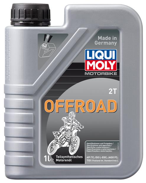 Motorbike 2T Offroad/1 Liter