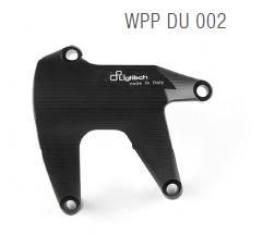 Lightech Aluminium Wasserpumpen Protektor Ducati.