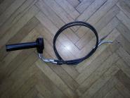 Z 1000/2010 Gasgriff inkl. Gaszüge, gebraucht